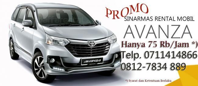 Promo Lebaran Rental Mobil Sinarmas Discount 25.000 perhari